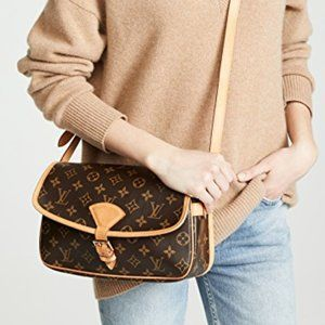 Louis Vuitton Sologne Crossbody Shoulder bag